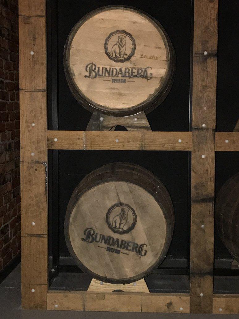 Bundaberg Rum Distillery Tour