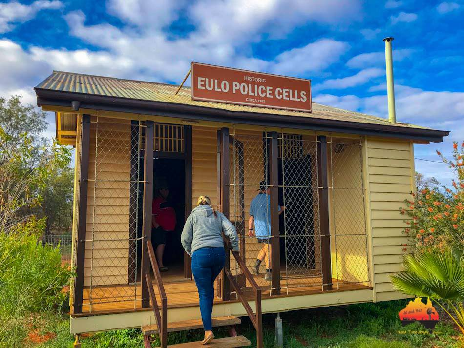Historic Police Cells, Eulo
