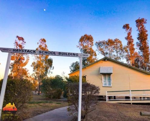 Haystack School Building, Warra Queensland