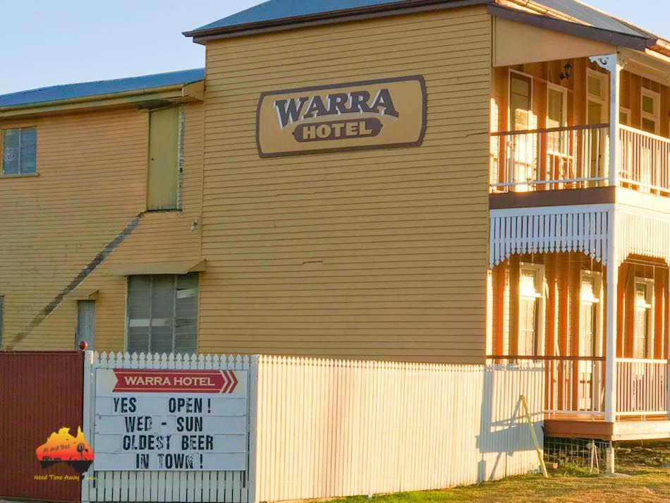 Warra Hotel, Queensland