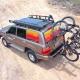 Merida bikes on Shingleback Bike Rack