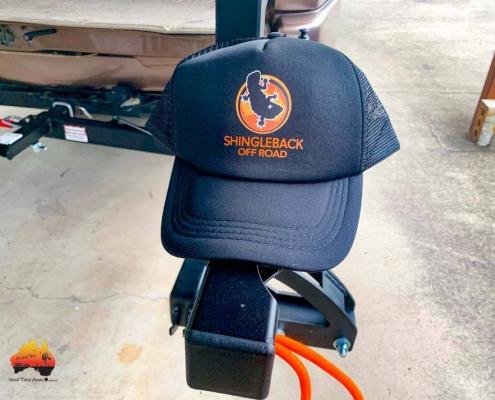 Shingleback Cap
