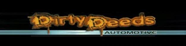 Dirty Deeds Automotive Logo