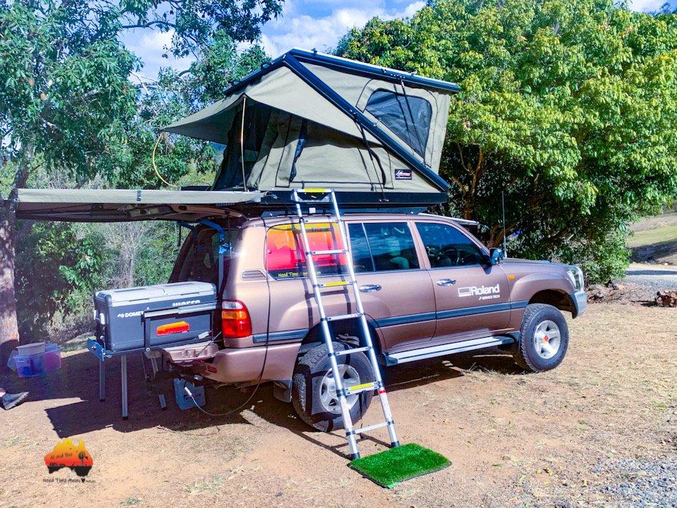 Bush Company Roof Top tent