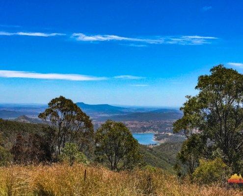 View to Lake Maroon