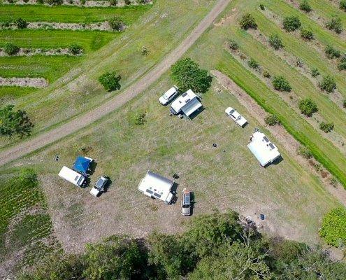 Wolvi Grove Farm Camping
